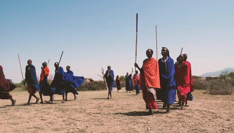 5 Days The Best of Maasai Cultural Walking Safari
