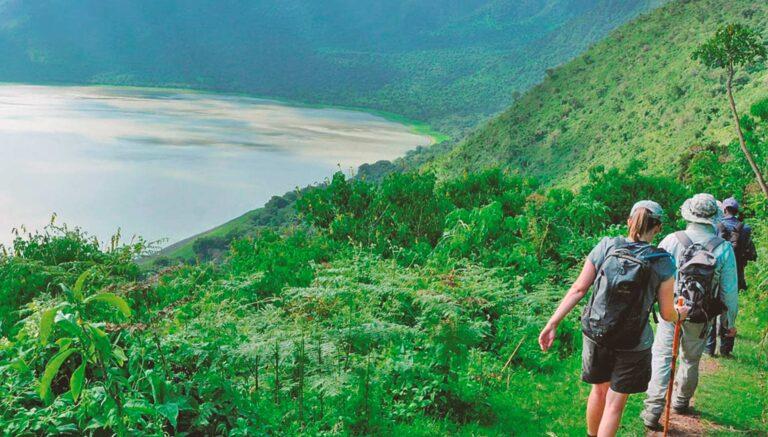 7 Days Ngorongoro Walking Safaris
