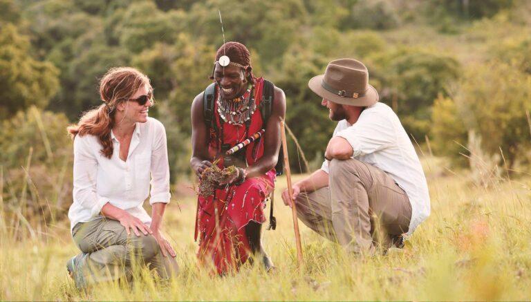 Maasai Tribe: Full Day Walking Tour